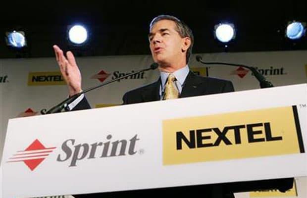Sprint, Nextel agree to $35 billion merger