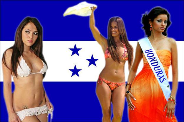 Sexy honduran men
