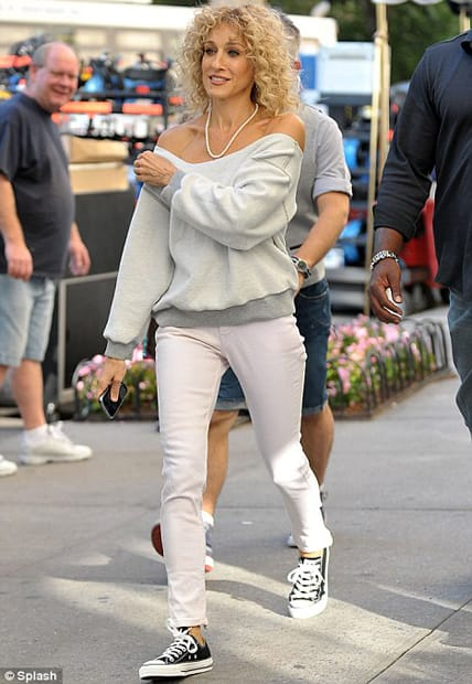 A History of Celebrities Wearing the Converse Chuck Taylor All-Star ... 90949bcd9