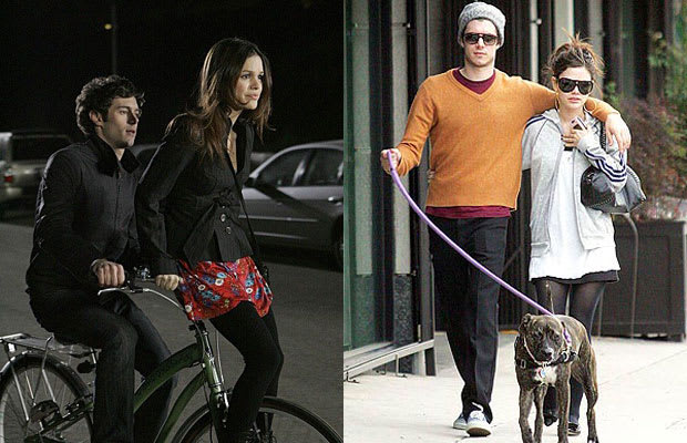 seth and summer dating in real life Adam brody and leighton meester—married since 2014—may be real people to in tv heaven when seth adam brody eventually dated and in 2014's life partners.