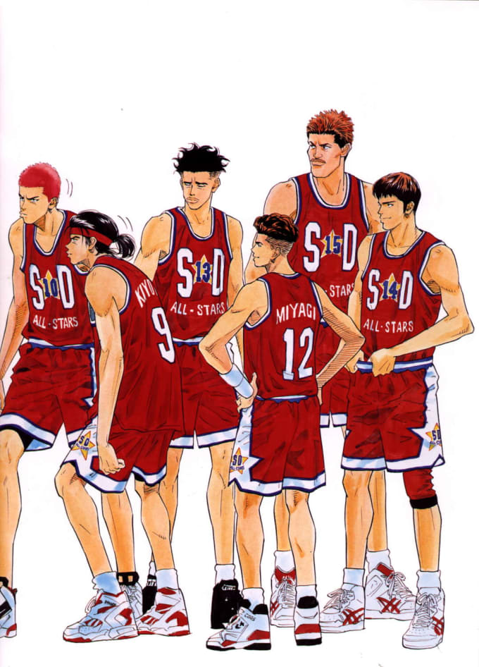 890aa5a54aca The Best Sneakers from the Slam Dunk Manga and Anime Series