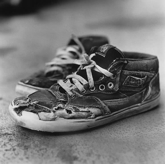 Triple C Auto >> Vans Half Cab - 25 Crazy Photos of Destroyed Sneakers ...