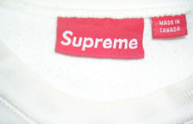 in 2003 supreme tried to release nike dunk lows to complement the