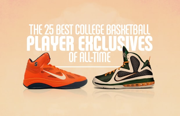 970f2c83b87c The 25 Best College Basketball Player Exclusives of All-Time