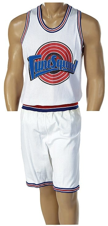 ac3273f59d5675 Michael Jordan s Tune Squad Uniform From  Space Jam  Is Hitting the ...