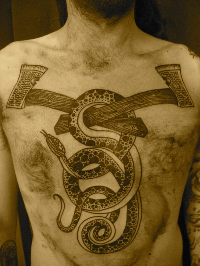 Liam sparkes 50 great tattoo artists you probably for Good tattoo artists