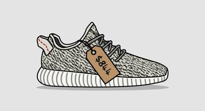 Sneaker Re-Sell Values for Quarter 2 of 2015  7e1c0ac72