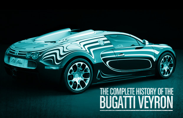 the complete history of the bugatti veyron | complex