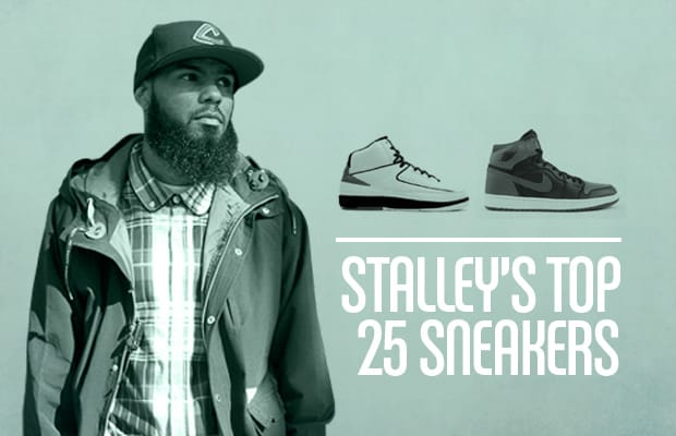 d3e973524a5e Stalley s Top 25 Sneakers of All-Time
