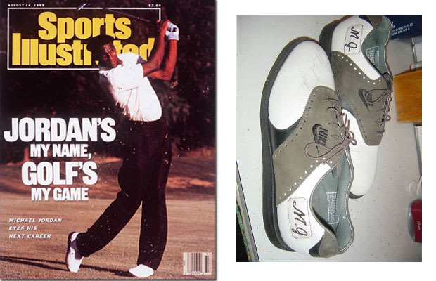 A Complete Sneaker Guide To Michael Jordan s Sports Illustrated ... c3f18acaf2eb