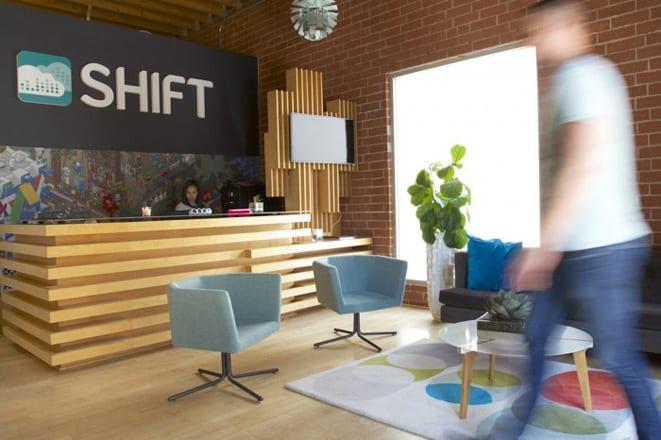 dezeen cisco offices studio. Image Via Dezeen Cisco Offices Studio