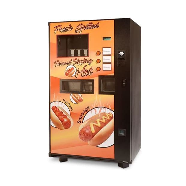 hot dog the 20 strangest vending machines in the world complex. Black Bedroom Furniture Sets. Home Design Ideas