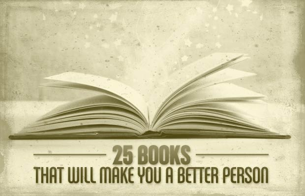 25 books that will make you a better person complex