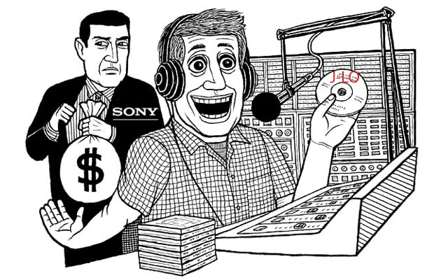 payola scandal at sony music The fcc originally started a probe into the payola scandal in august 2005, after spitzer disclosed his investigation of record companies including warner music group, sony bmg, emi and universal.