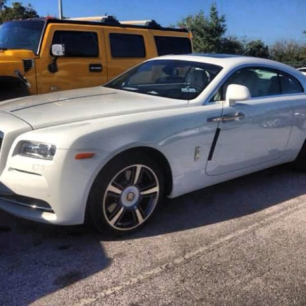 The RollsRoyce Wraith Is Raps Newest Car Obsession  Complex