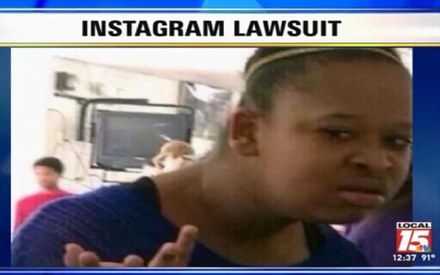 'Confused Face' Meme Girl Keisha Johnson Suing Instagram ...