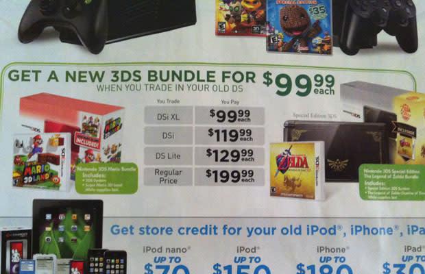 3ds zelda deals