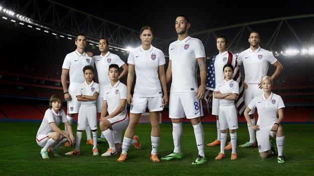 Nike 2014 US Soccer Kit