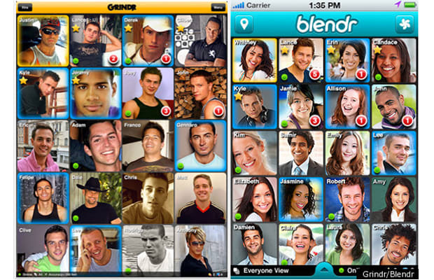 Blendr app review