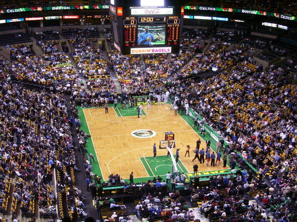 Td Bank North Garden Boston The 50 Stadiums To See