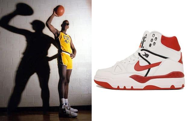new product 082b2 d3209 Chris Webber – Nike Air Force 3 High