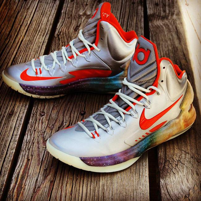 new style 8f3a2 864d7 Nike KD V