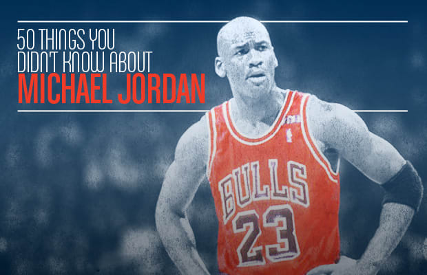 2273153bb 50 Things You Didn t Know About Michael Jordan