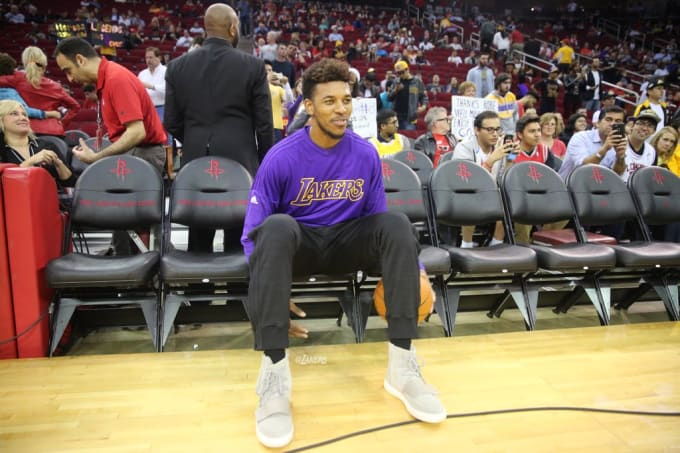 38a684ef79e5 adidas Officially Confirmed Its New Deal with Nick Young