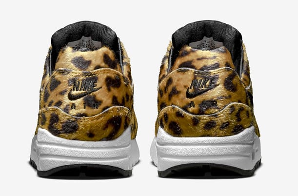 huge discount c2633 dd5c5 Animal Prints Cover Nikes Latest Air Max 1 Collection