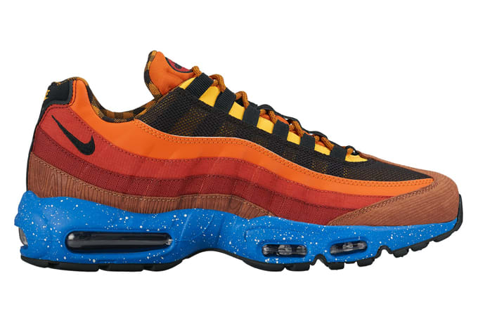 Nike Air Max 95 No Sew Spring 2014 Colorways