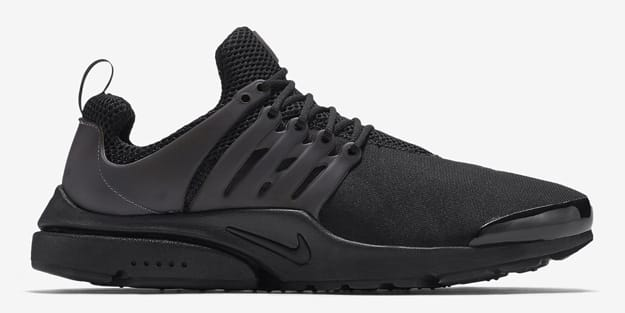 nike air presto all black complex. Black Bedroom Furniture Sets. Home Design Ideas