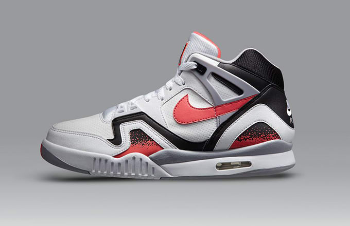Image via Nike. Fresh off the release of two brand new Nike Air Tech  Challenge ... 91098b35f5