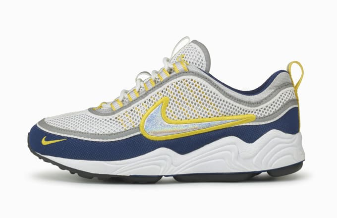 best loved cd97a 8e526 Image via Nike, Air Zoom Spiridon (1997)
