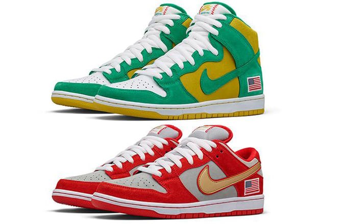 83c899386b3c Here Are the Official Release Details for the Anonymous x Unheardof x Nike  SB Dunk Collection