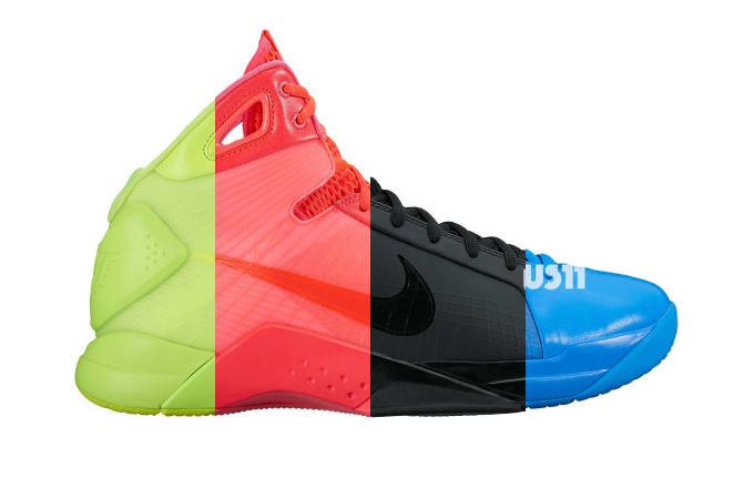 cheap for discount b13c7 b7078 Image via US11. One of Nike s greatest basketball sneakers is set to return  this year. The original Nike Hyperdunk ...
