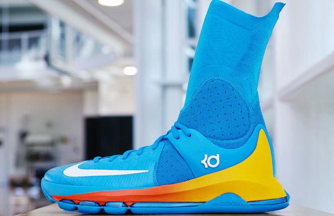 save off 6398d 9503c Kevin Durant Nike KD 8 Elite