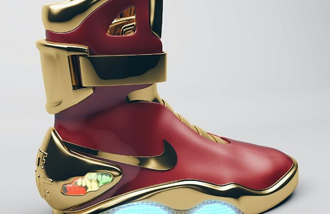 Price Of Nike Air Mag Shoes
