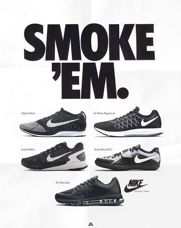 Shoes Advertisement Women