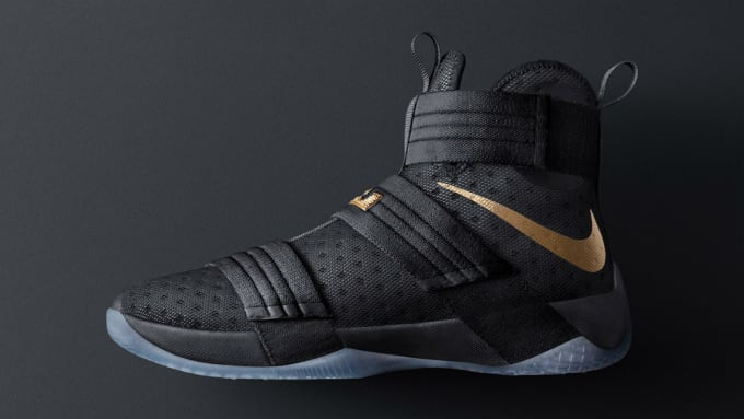 91dff490a2acf Nike LeBron Soldier 10 Championship iD (1)
