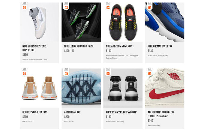 info for 7b6a1 2a0c4 Nike Will Let Customers With Canceled Orders Reserve Upcoming ...