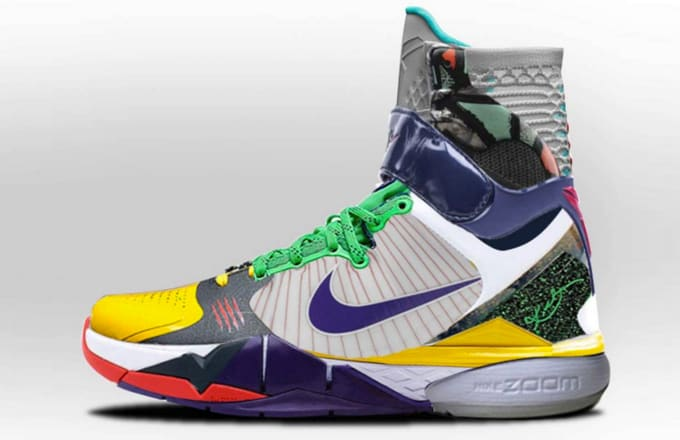 4c3b8310ba14 An Artist Paid Tribute to Kobe Bryant s Signature Nikes With An Amazing  Rendering