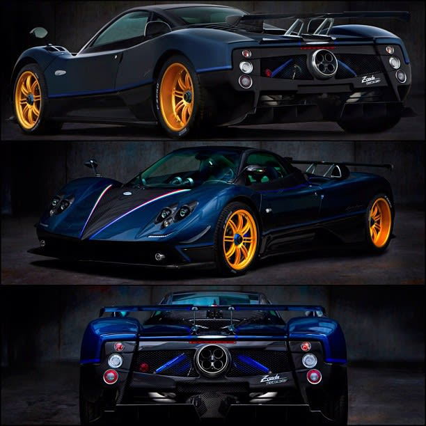 The 25 Best Pagani Supercar Photos On Instagram Complex