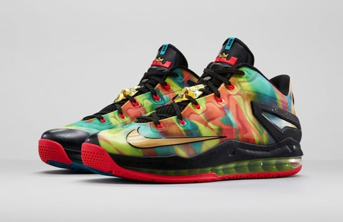 new arrival 2fd44 b3728 How to Get the Nike LeBron XI Low