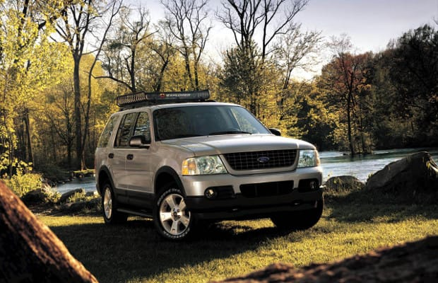 ford explorer the 25 coolest suvs ever made complex. Black Bedroom Furniture Sets. Home Design Ideas