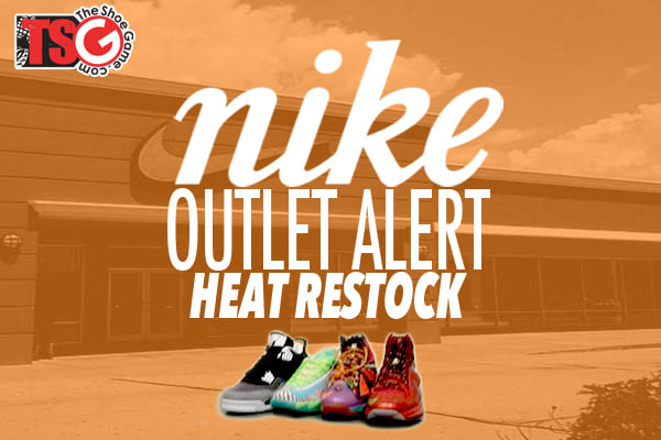 850860c4a Image via The Shoe Game. Back again with another new Nike Outlet Alert ...