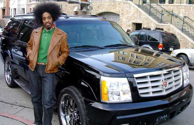 Rappers The 5 Types Of People Who Drive Cadillac