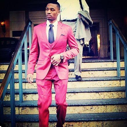 Damian lillard suit