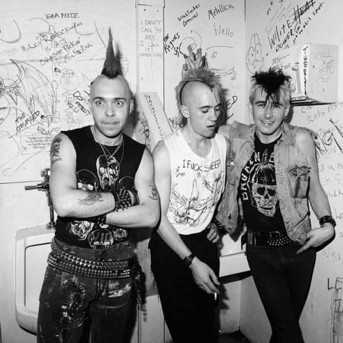 Street Punk 29 Things You Didn 39 T Know About Punk Style Complex