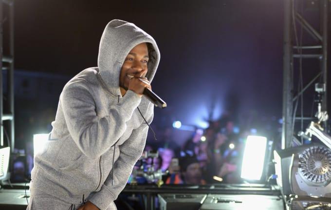 Kendrick lamar slar spotify rekord