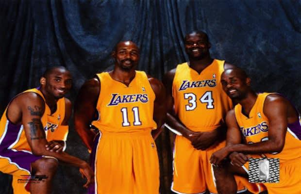 03 04 Los Angeles Lakers